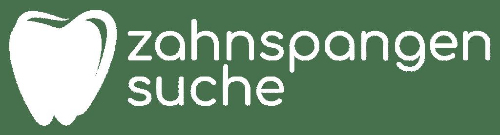 Zahnspangensuche.at Logo weiss